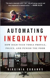 Image: Automating Inequality book cover