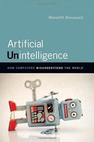 Image: Artificial Unintelligence book cover
