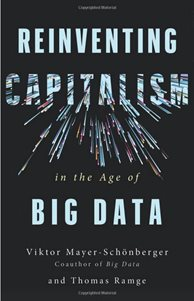 Image: Reinventing Capitalism in the Age of Big Data book cover