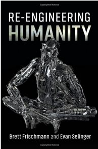 Image: Re-Engineering Humanity book cover