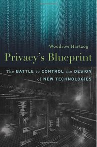 Image: Privacy's Blueprint book cover