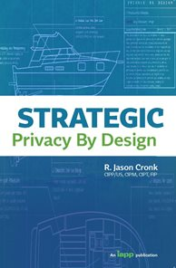 Image: Strategic Privacy by Design book cover