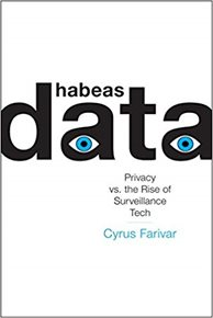 Image: Habeas Data book cover