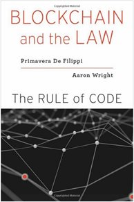 Image: Blockchain and the Law book cover