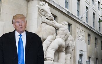 Image: Donald Trump and the FTC