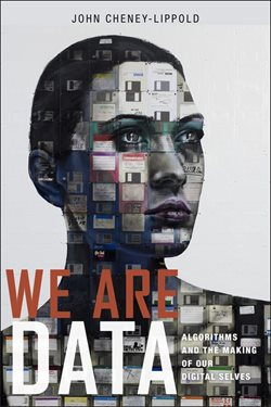 Image: Book cover - We Are Data