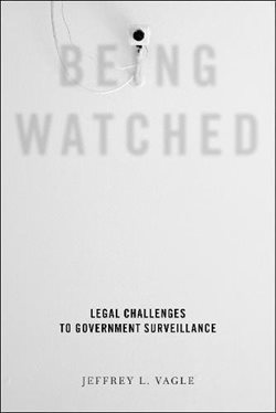 Image: Book cover - Being Watched