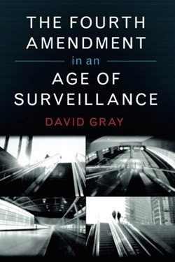 Image: Book cover - The Fourth Amendment in an Age of Surveillance