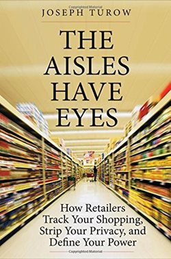 Image: Book cover - The Aisles Have Eyes
