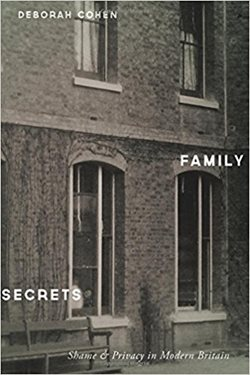 Image: Book cover - Family Secrets