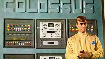 Image: Colossus computer graphic