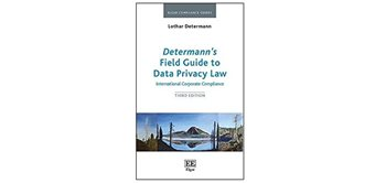 Image: Determann's Field Guide to Data Privacy Law: International Corporate Compliance book cover